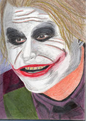 There's a New Joker in Town by Amara-Anon