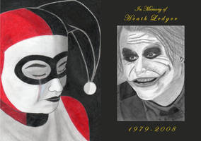 Tribute to Heath Ledger by Amara-Anon