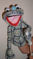 Not Quite a Muppet Puppet by Amara-Anon