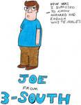 Joe from 3-South by Amara-Anon