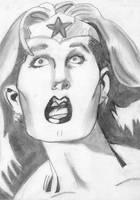 Wonder Woman by Amara-Anon