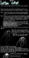 How to Draw Lightning: Quick and Simple Tutorial by bobonishu
