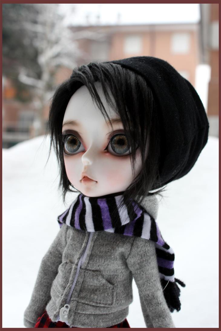 Monday - Snow Instinct 01 by SleepingLiar