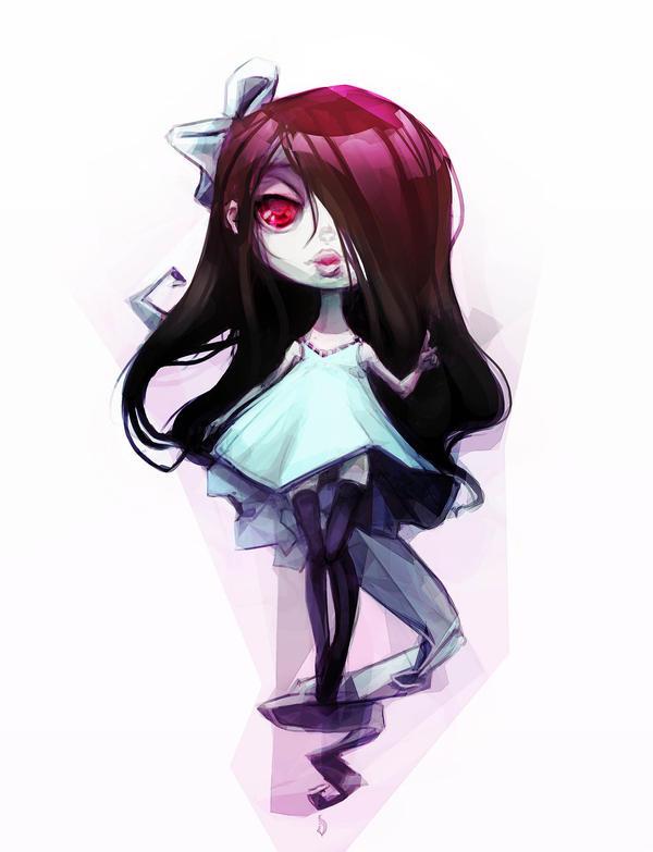 Alice by DAggERnoGod