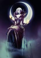 Moon Witch by DAggERnoGod
