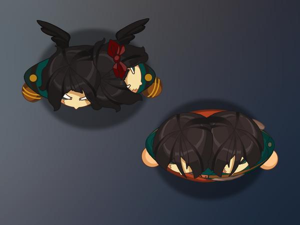 The Shadowborn art - Enemy Characters by DAggERnoGod