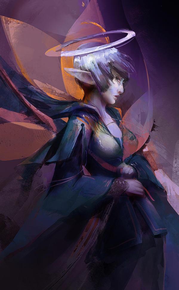 Fairy by DAggERnoGod
