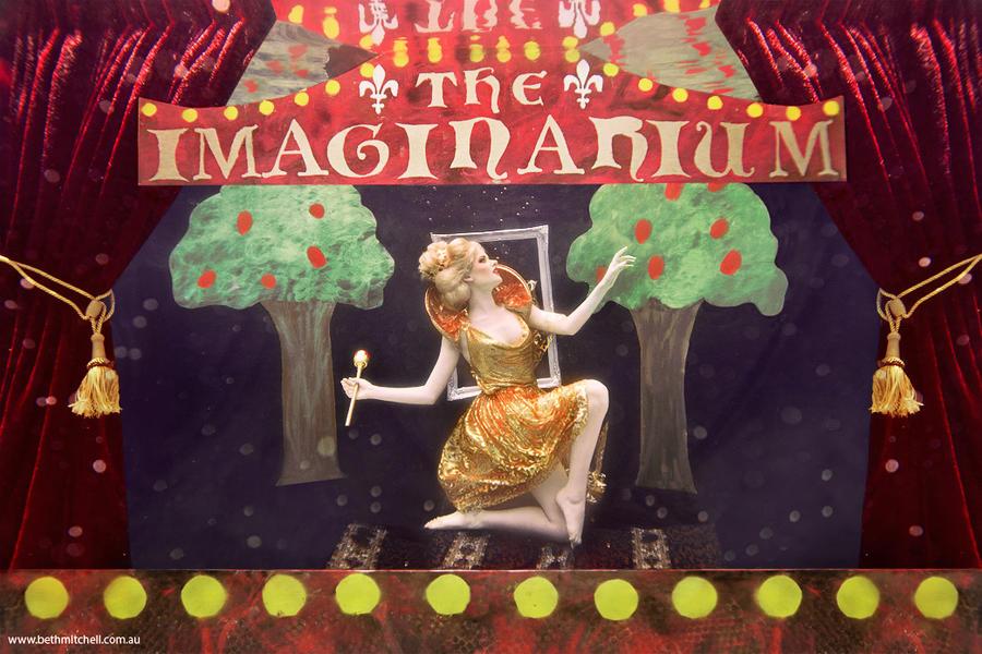 The Imaginarium - Underwater Series by BethMitchell