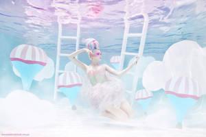 Aurora - THE IMAGINARIUM UNDERWATER by BethMitchell