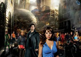 Smallville: Destiny by Birkinator
