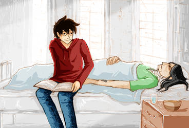 Bedside musings by Thrumugnyr