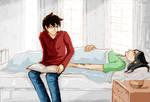 Bedside musings