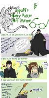 uppuN's Harry Potter Art Meme