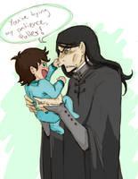 Babies are so annoying... by Thrumugnyr