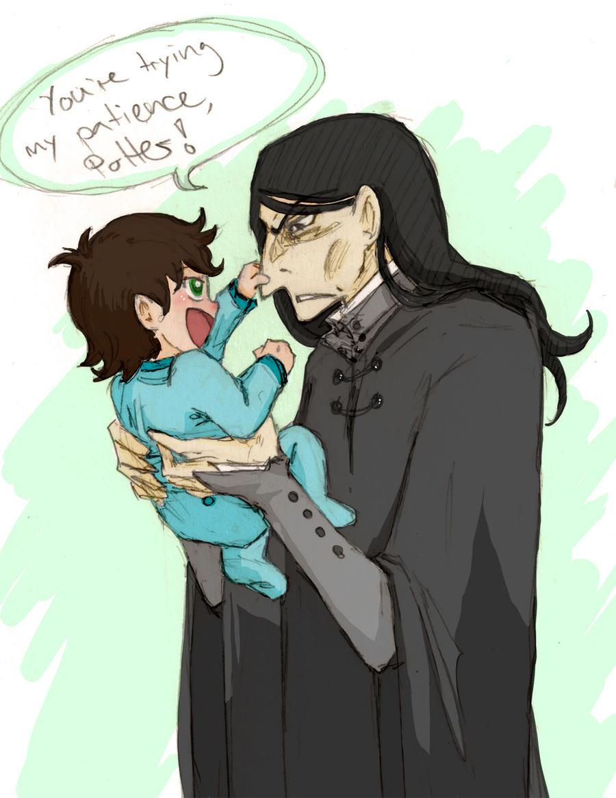 Sirius black remus lupin spank