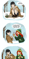 Cookies for Severus