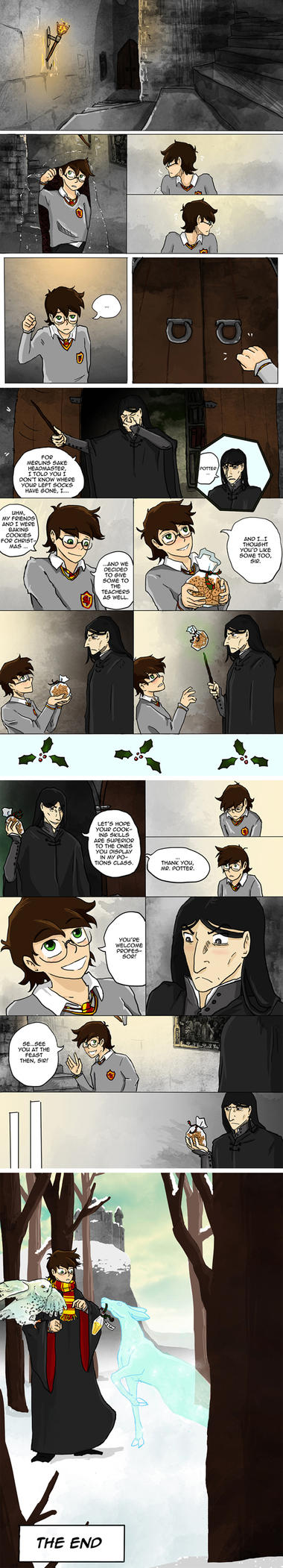 More Cookies for Severus by Thrumugnyr