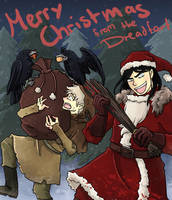 Merry Christmas from the Dreadfort by Thrumugnyr