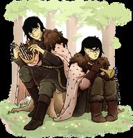 Bolton Band by Thrumugnyr
