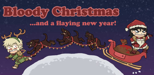 Merry Flaymas! by Thrumugnyr