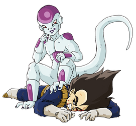 Frieza on top