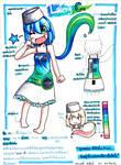 Character Design - Laleng C.