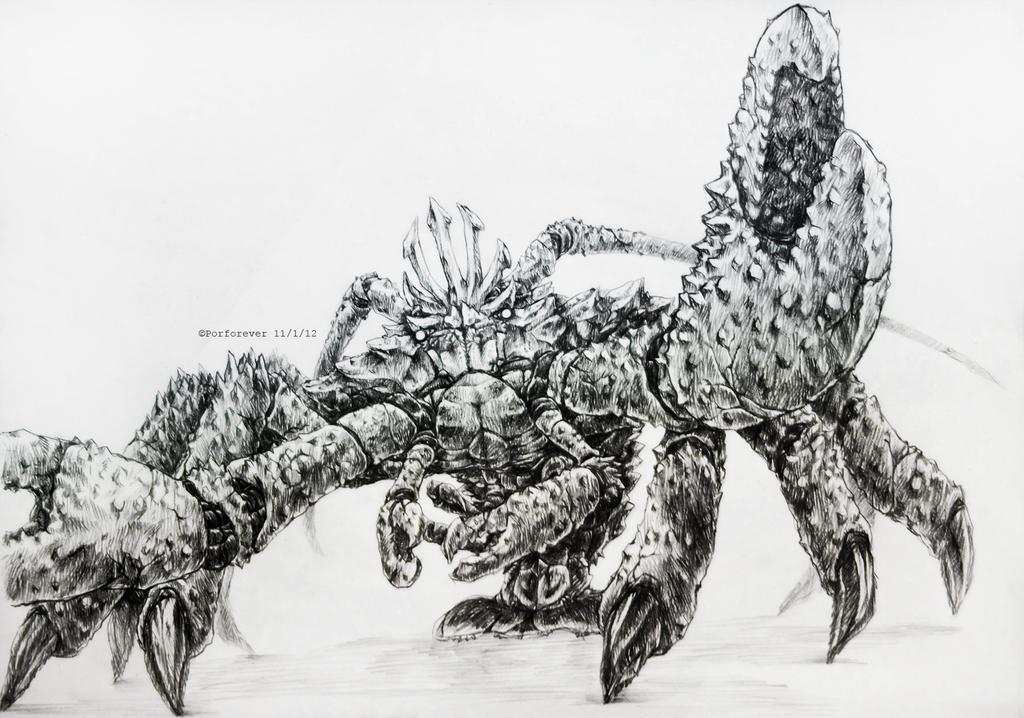 Giant Karobster by Porforever