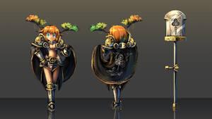 Character Sheet - Orange