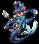 [Commission] Keyblade Fuuko