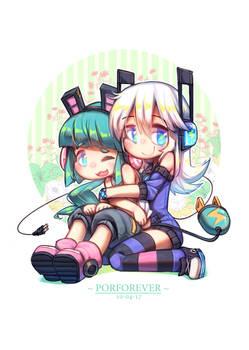 Robotic Sisters