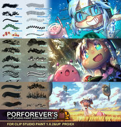 Porforever's Custom Brush - All Sets Pack