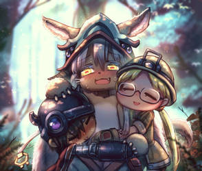 Made in Abyss by Porforever