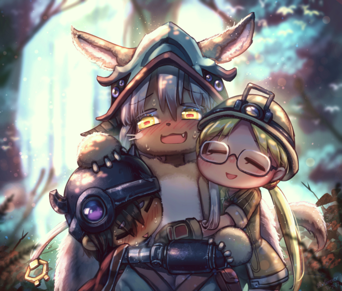 Made In Abyss By Porforever On Deviantart