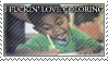 I FxCKIN LOVE COLORING stamp by Samwich