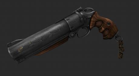 30MM Handcannon