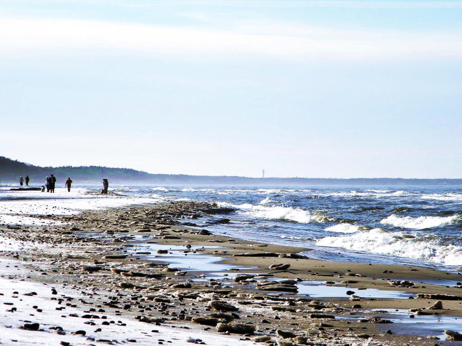Baltic Sea3 by adriannajestem