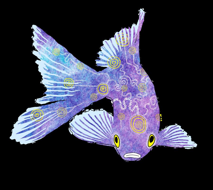 Random Fish Artwork By Jny016 On DeviantArt