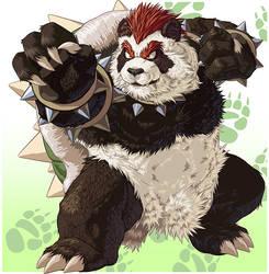 Kung Fu Pandawser ??