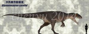 Giganotosaurus carolini