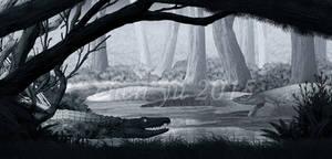 Eoalligator huiningensis