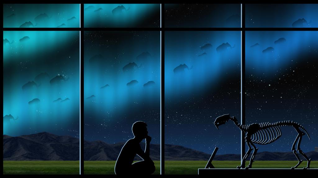 the dream of Pleistocene by sinammonite