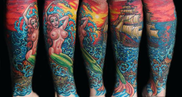 mermaider by vankuilenburg