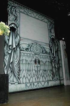 20 ft mural