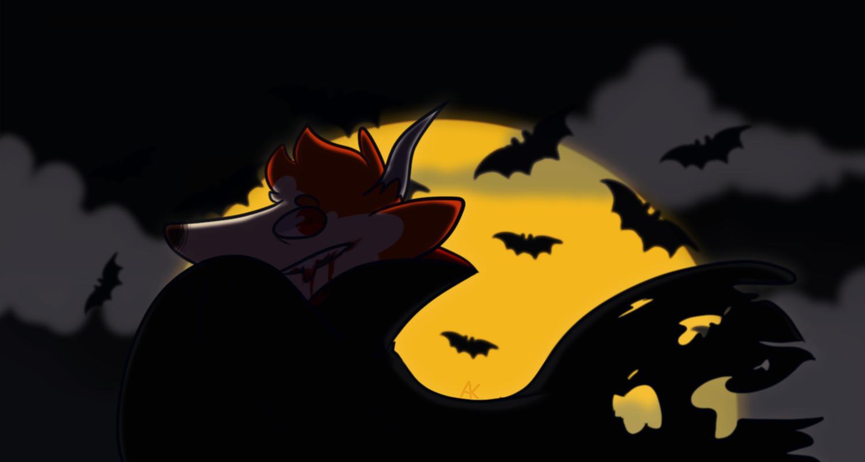Vampire Artie by artistic-Kitsune