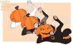 Halloween YCH [Multislot: OPEN]