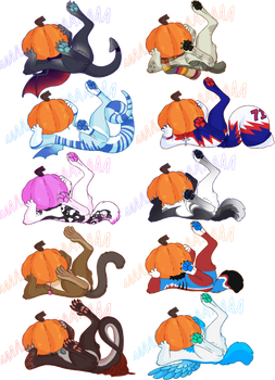 pumpkin ych batch 5