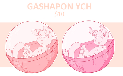 Gashapon YCH [OPEN]