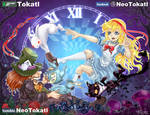 Alice in wonderland by Tokatl