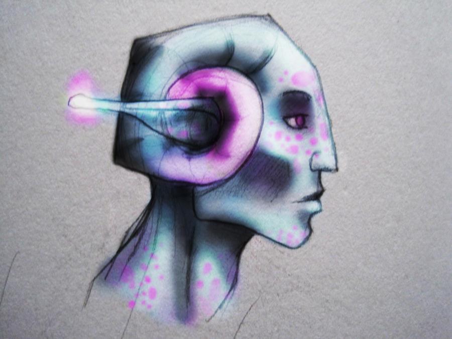 Alien by BromeliaCarnivora