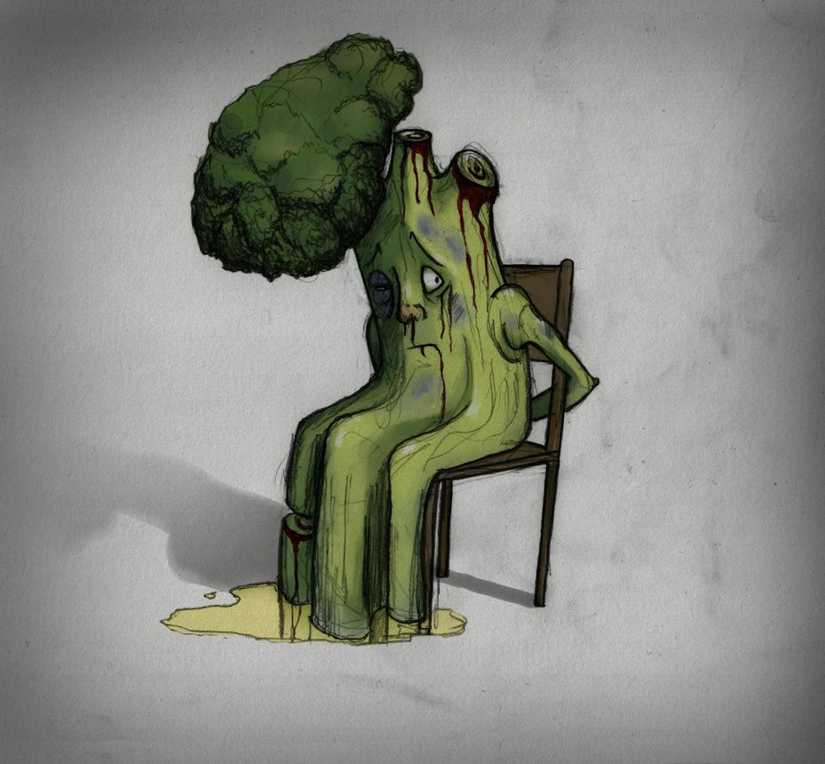 Woe you, vegetarians! by BromeliaCarnivora